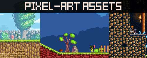 2D tileset platform game 2